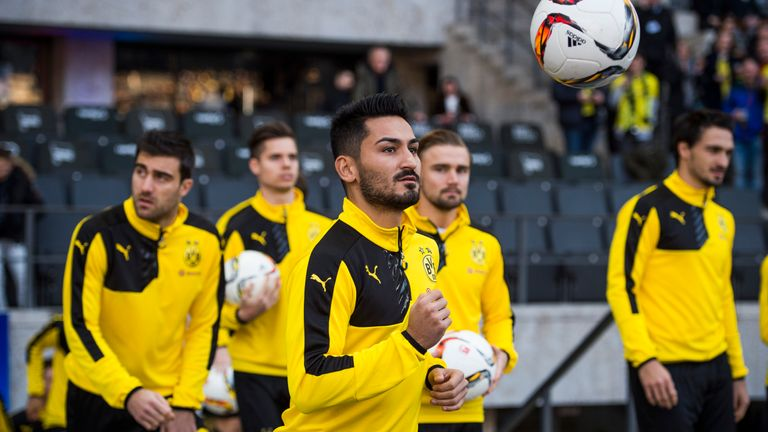 Ilkay Gundogan's return to the team from long-term injury has been seamless