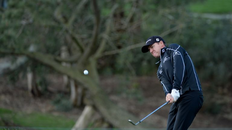 Jimmy Walker let an overnight lead slip during the final round
