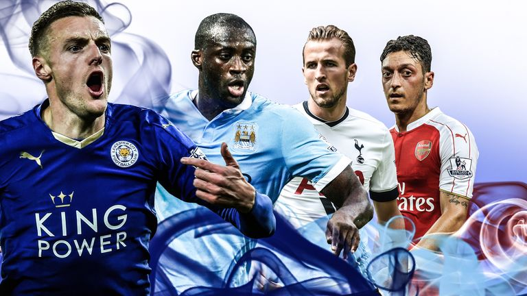 Leicester, Man City, Tottenham or Arsenal? Who has the toughest run-in?