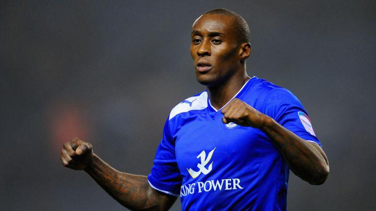 Former Leicester winger Lloyd Dyer has joined Burnley