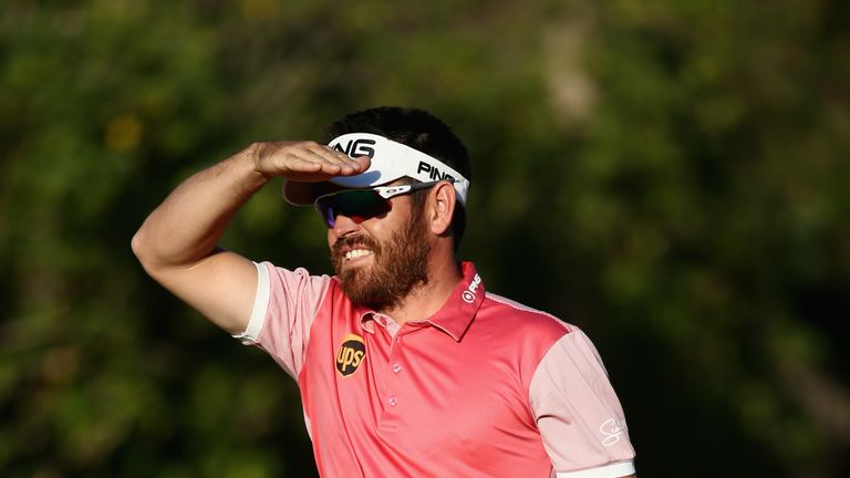 Louis Oosthuizen is searching for a first win since 2014