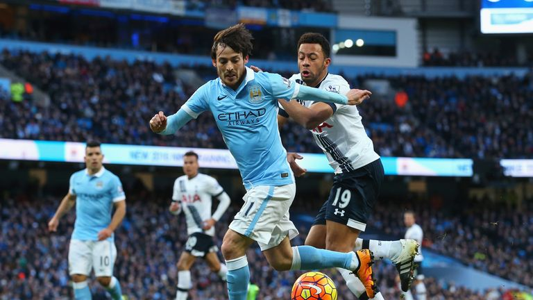 Can Liverpool keep David Silva quiet?