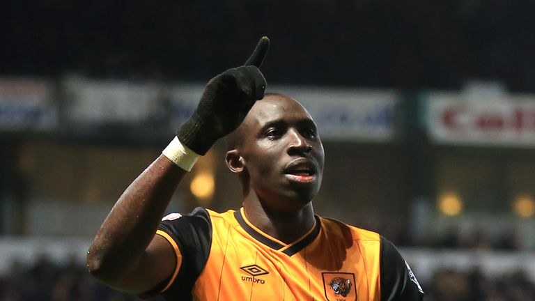 Mohamed Diame kept Hull at the top of the Championship