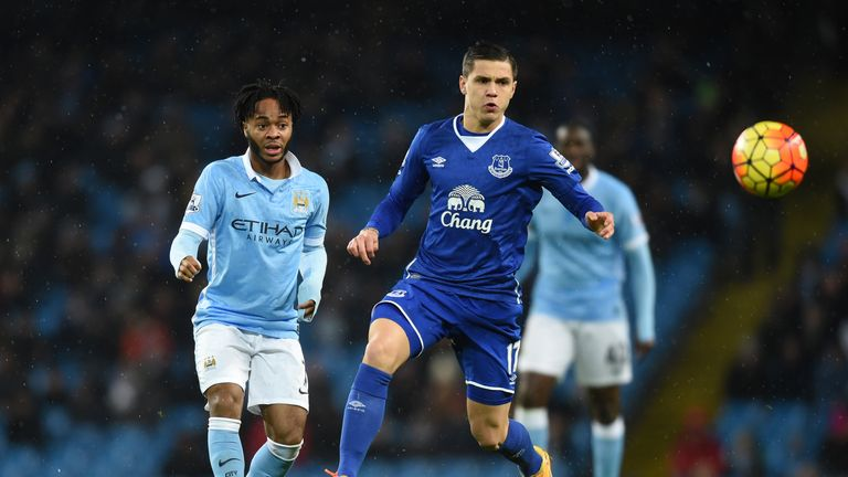 Muhamed Besic has impressed since joining Everton from Ferencvaros
