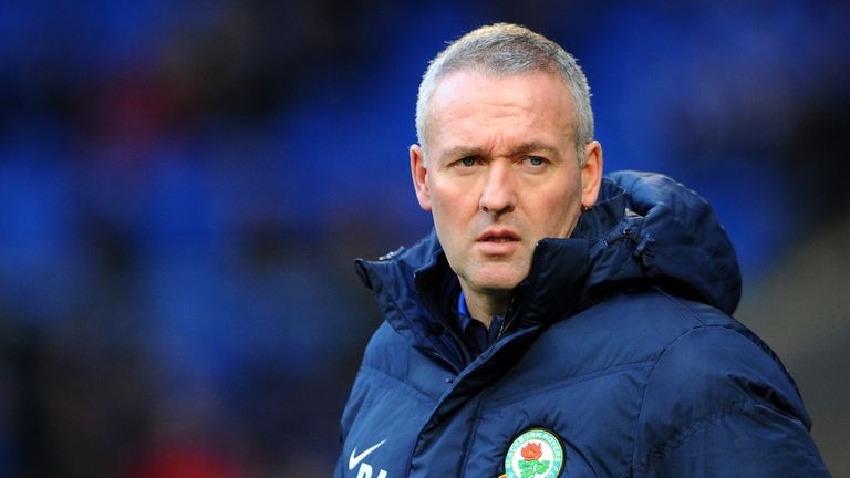 Lambert has set his sights on promotion with Blackburn
