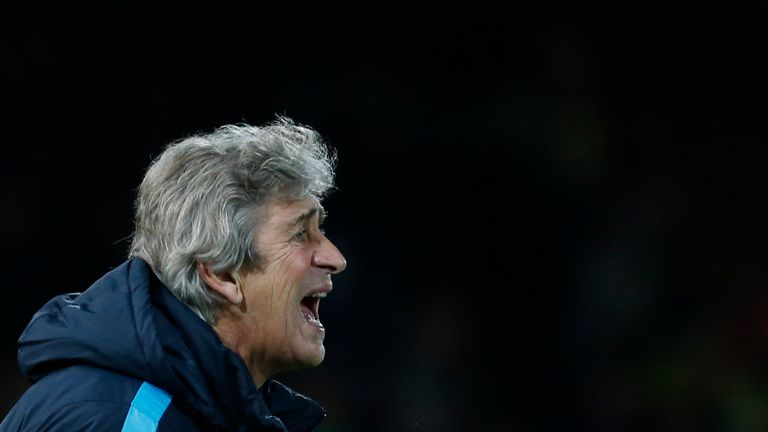 Manuel Pellegrini's Man City have lost significant ground to Leicester