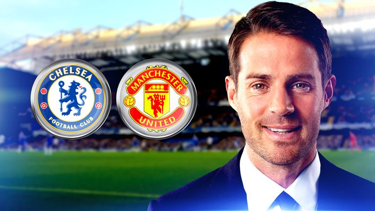 Jamie Redknapp looks ahead to Chelsea v Manchester United, live on Sky Sports on Super Sunday