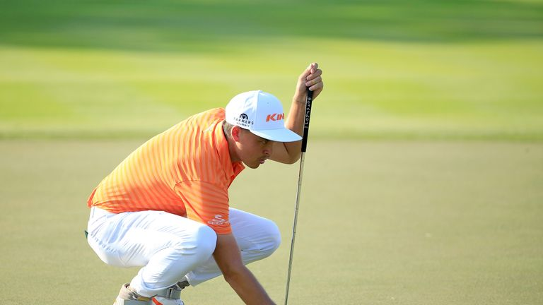 Fowler had finished inside the top-five in his previous three events before last week's missed cut