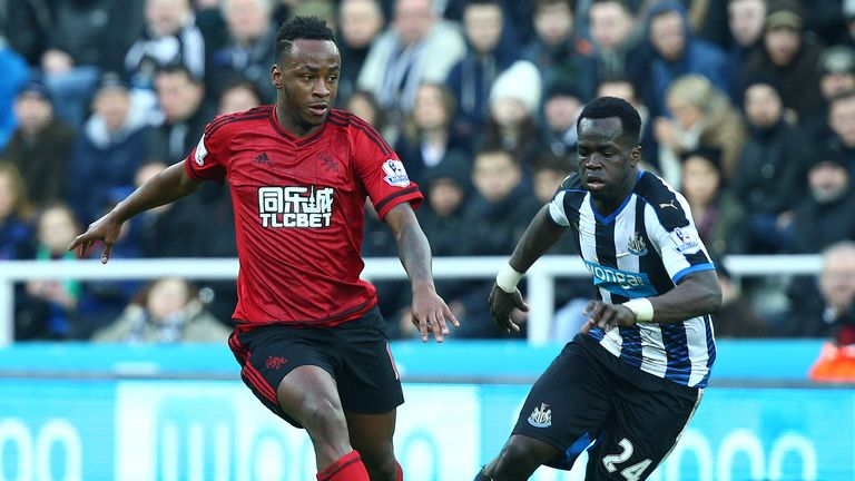 Newcastle had a bid for Saido Berahino rejected in January