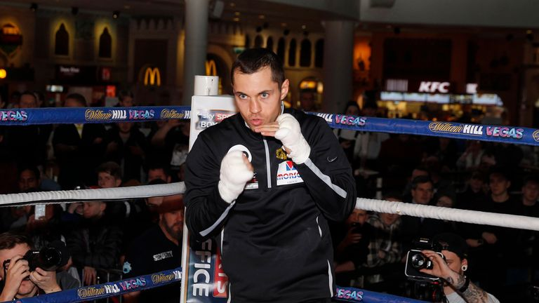 Scott Quigg is happy to face Guillermo Rigondeaux