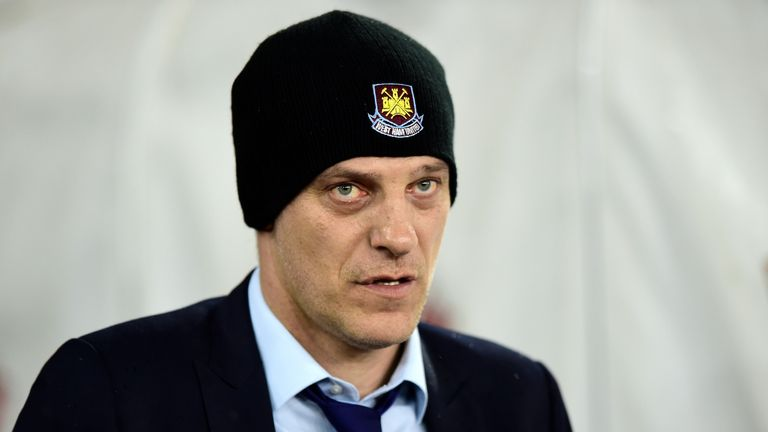 West Ham manager Slaven Bilic has some tough team selections to make