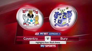 Coventry 6-0 Bury