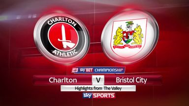 Charlton 0-1 Bristol City