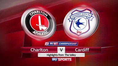 Charlton 0-0 Cardiff