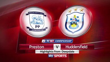 Preston 2-1 Huddersfield