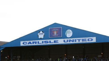 Tom Parkes has signed a deal with Carlisle