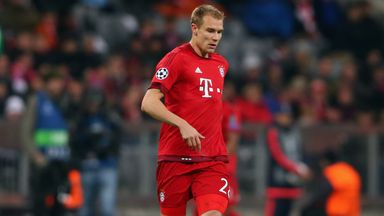 Holger Badstuber is out for three months