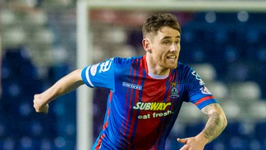 Greg Tansey will be back in action for Inverness this weekend
