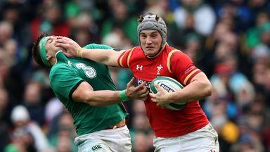 Wales' draw against Ireland was tough to take, says Davies