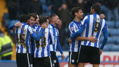 Sheffield Wednesday will face either Middlesbrough or Brighton for a place in the Championship play-off final