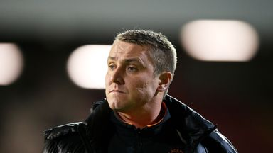 Lee Clark has been offered the Kilmarnock job, according to Sky sources