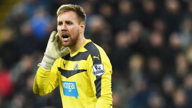 Rob Elliot has been with Newcastle since summer 2011