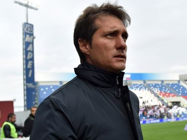 Guillermo Barros Schelotto: Has been forced to leave Palermo