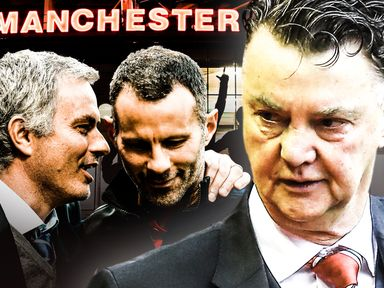 Could Jose Mourinho replace Louis van Gaal?