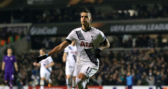 Harry Kane absent from Tottenham squad training ahead of Fiorentina clash