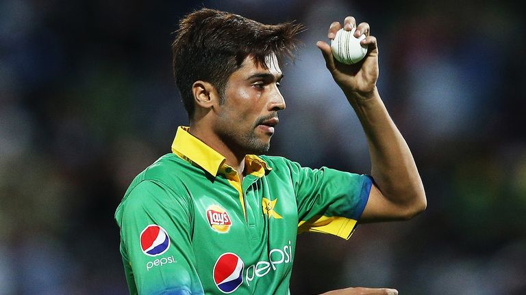 Mohammad Amir's visa application submitted to UK Embassy in Islamabad