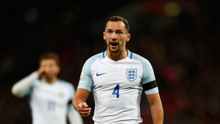 Danny Drinkwater declined to join up with England