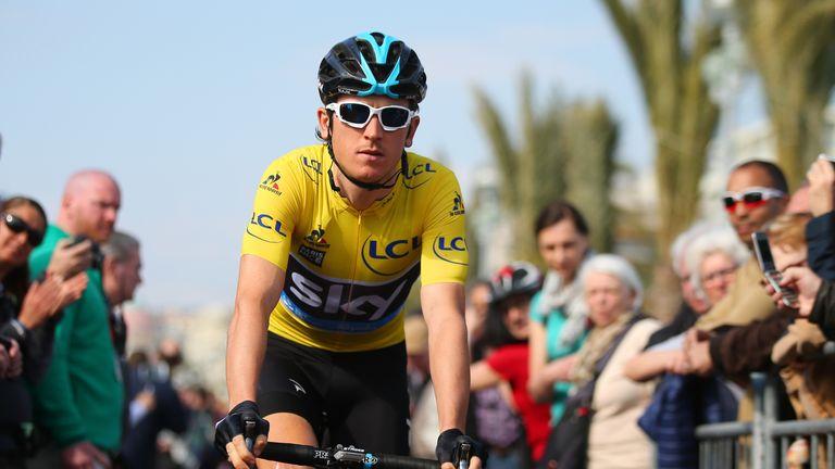 Geraint Thomas has won the Volta ao Algarve and Paris-Nice this season