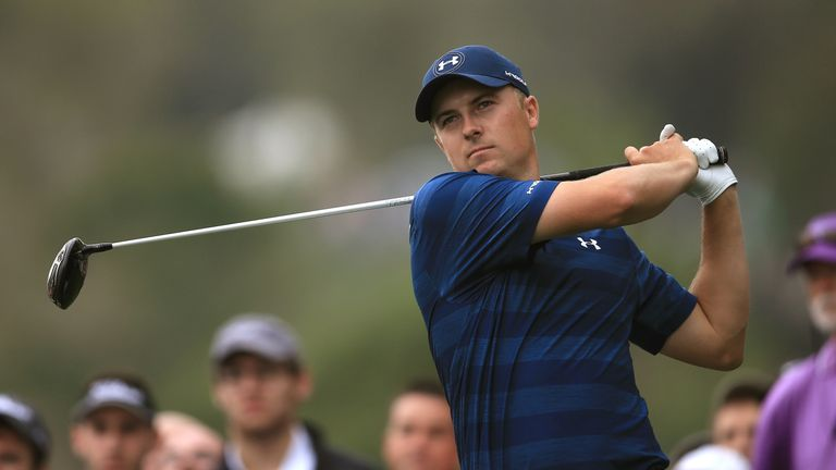Jordan Spieth has a tough draw at the WGC-Dell Match Play