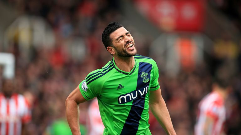 Pelle scored his first goal since November at the Britannia