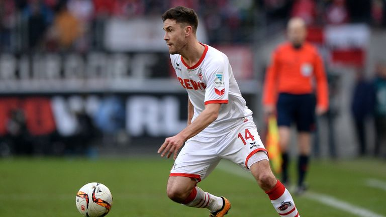 Jonas Hector: Linked with a move to Liverpool