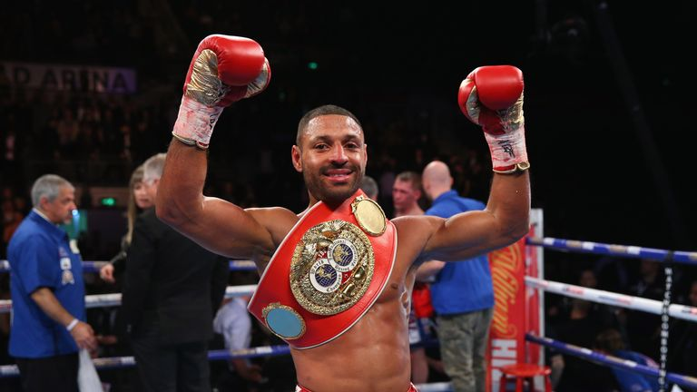 Brook will retain his status as the IBF's welterweight champion