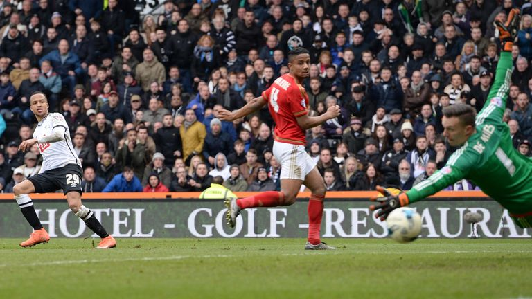 Olsson scores Derby's winner