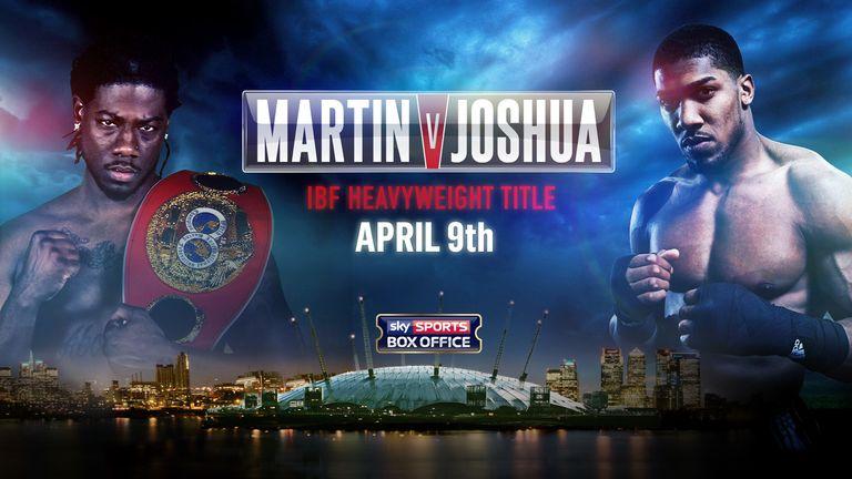 Joshua Vs Martin