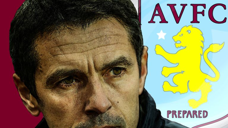 Remi Garde has left Aston Villa after just four months in charge