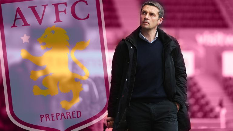 Remi Garde was sacked in March after winning just two Premier League games