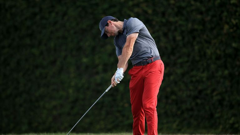 McIlroy carded two eagles during his final round