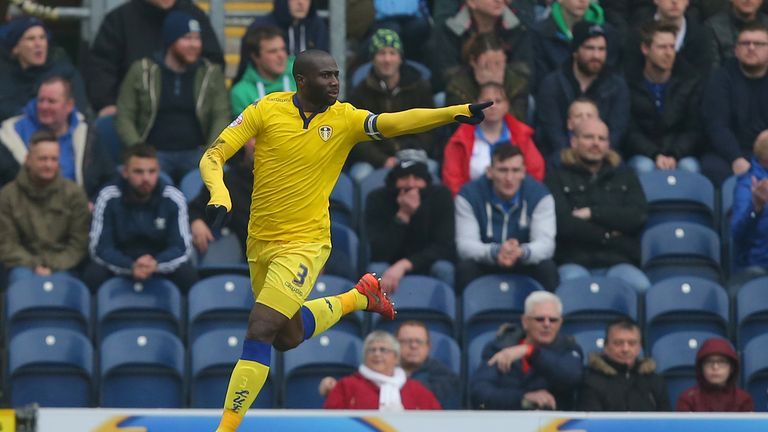 Bamba put Leeds on their way to victory at Ewood Park
