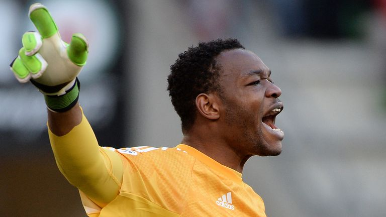 Steve Mandanda is set to leave Marseille at the end of the season