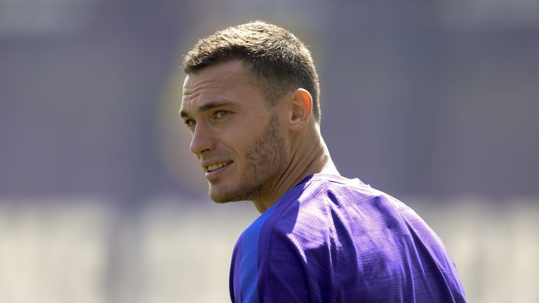 Thomas Vermaelen played 11 La Liga matches in two years