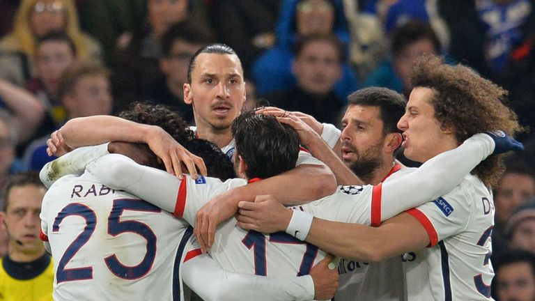 PSG will face City after knocking out Chelsea