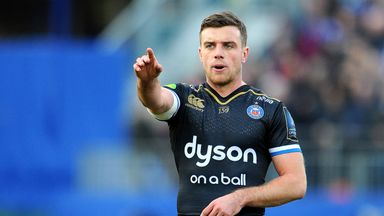 George Ford in action for Bath