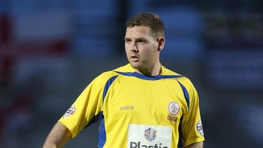 Billy Kee of Accrington: New contract