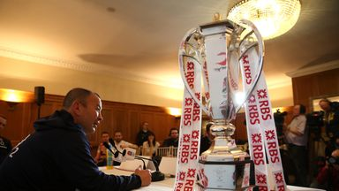 England won the 2016 Six Nations Grand Slam under coach Eddie Jones