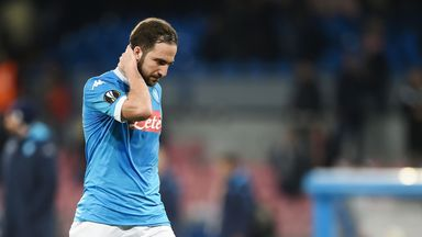 Gonzalo Higuain is reported to be moving to Napoli
