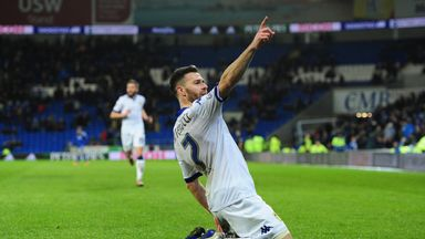 Mirco Antenucci will leave Leeds this summer